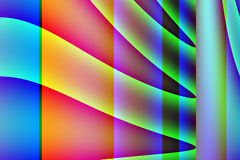 Computer generated abstract artwork. Background image Stock Image