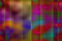 Computer generated abstract artwork. Background image Royalty Free Stock Image