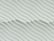 Neutral silver gray and white flowing curves abstract wallpaper background illustration. Computer generated abstract fractal background wallpaper illustration in vector illustration