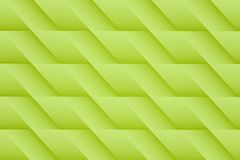 Light lime green lines angles abstract wallpaper background illustration. Computer generated abstract wallpaper background illustration featuring a pattern of vector illustration