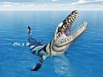Dakosaurus Royalty Free Stock Image