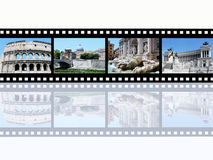 Rome Impressions Royalty Free Stock Photos