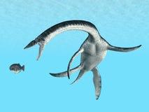 Plesiosaurus Stock Image