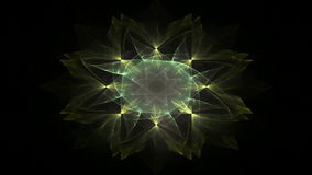 Computer generated fractal artwork for creative design. Art and entertainment vector illustration
