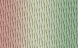 Vertical lines angles geometric abstract background illustration in soft shades of pink and green. Computer generated geometric abstract background illustration stock illustration