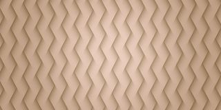 Warm champagne beige angled lines geometric abstract wallpaper background illustration royalty free stock images
