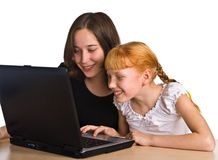 Computer generation Stock Images