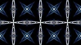 Computer geproduceerd fractal kunstwerk voor creatief ontwerp stock illustratie