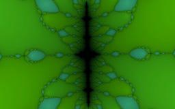 Computer geproduceerde patronen Stock Fotografie
