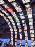 Computer-Geschichtsmuseum Lizenzfreie Stockfotografie