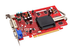Computer graphic card Stock Images