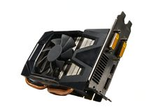 Computer graphic card Royalty Free Stock Images