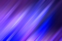 Abstract purple-blue motion blur, use as the background of an element. Royalty Free Stock Photo