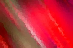 Abstract red motion blur with crystallize effect, use as the background of an element. Stock Photos