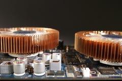 Computer graphics card Stock Photo