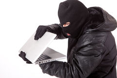 Computer Hacker Royalty Free Stock Images