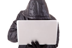Computer Hacker Stock Images