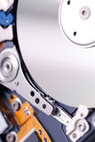 Computer hard disk Royalty Free Stock Photos
