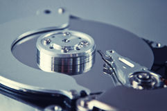 Computer hard disk Royalty Free Stock Image