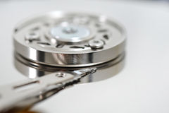 Computer hard disk Stock Image