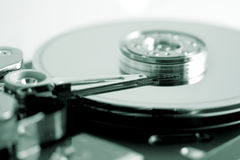 Computer hard Disk Drive Royalty Free Stock Images