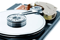 Computer hard Disk Drive Stock Photos
