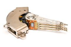 Computer Hard Disk Drive Actuator Stock Photos