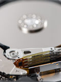 Computer hard disk drive Stock Image