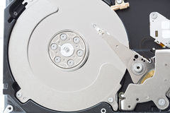 Computer hard disk drive Royalty Free Stock Photography