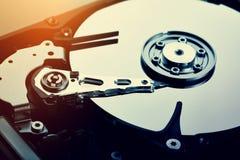 Computer hard disk  (HDD) Royalty Free Stock Photos