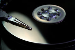 Computer hard drive. Stock Image
