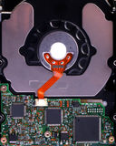 Computer Hard Drive Royalty Free Stock Photo