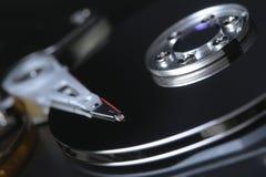 Computer Hard Drive. Close-up image stock image
