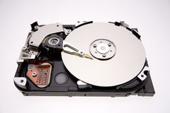 Computer hard-drive Stock Photo
