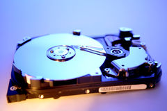 Computer hard-drive Stock Images