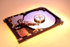Computer hard-drive Stock Photos