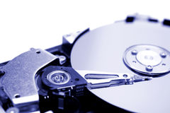 Computer hard-drive Royalty Free Stock Photo