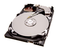 Computer hard-drive Royalty Free Stock Photography
