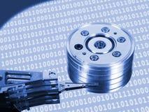 Computer hard drive Stock Image