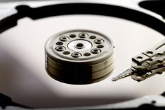 Free Computer Hard Drive Royalty Free Stock Images - 612679