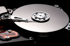 Computer hard drive Royalty Free Stock Photos