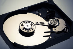 Computer hard drive Royalty Free Stock Images