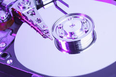 Computer hard drive  Royalty Free Stock Photography