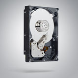 Computer hard drive. Royalty Free Stock Photography