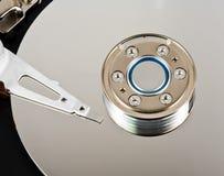 Computer Hard Drive Platter Stock Images