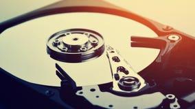 Computer harddisk drive Stock Photos