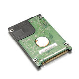 Computer harddisk Stock Images