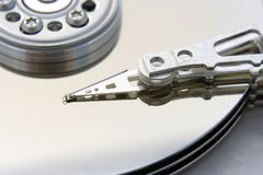 Computer Harddrive Royalty Free Stock Photography