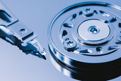 Computer hardisk Stock Photos