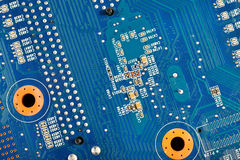 Computer Hardware Motherboard Stock Images